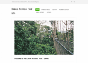 Kakumnationalpark.info thumbnail