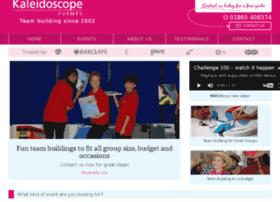 Kaleidoscope-events.co.uk thumbnail