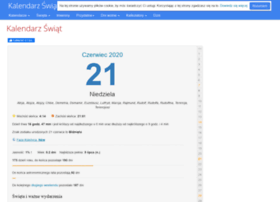 Kalendarzswiat.pl thumbnail