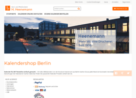 Kalendershop.berlin thumbnail