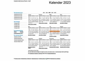 Kalenderwochen.net thumbnail