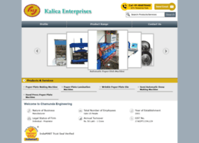 Kalicaenterprises.co.in thumbnail