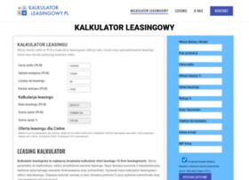 Kalkulator-leasingowy.pl thumbnail