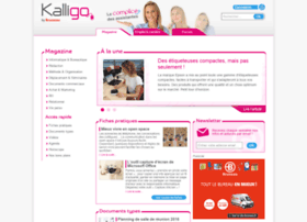 Kalligo.com thumbnail