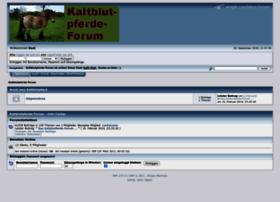 Kaltblutpferde-forum.de thumbnail