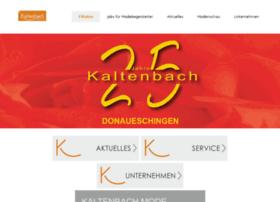 Kaltenbach-mode.de thumbnail