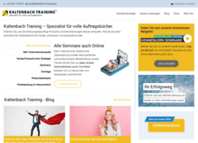 Kaltenbach-training.de thumbnail