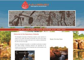Kalumburu.org thumbnail
