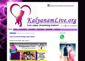 Kalyanamlive.org thumbnail