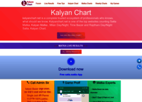 Kalyanchart.net thumbnail