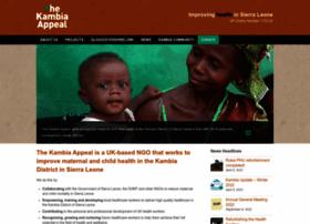 Kambia.org.uk thumbnail