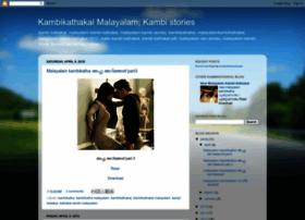 Kambikathakalmalayalam.blogspot.com thumbnail