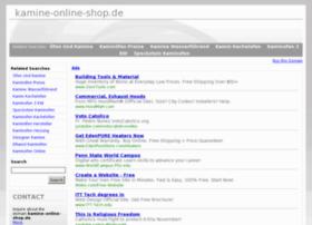 Kamine-online-shop.de thumbnail