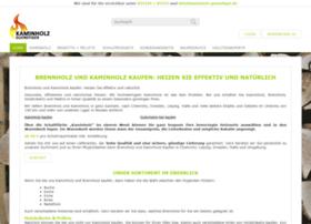 Kaminholz-guenstiger.de thumbnail