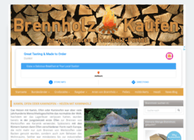 Kaminofen-brennholz.info thumbnail