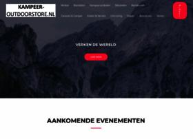 Kampeer-outdoorstore.nl thumbnail