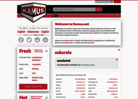 Kamus.net thumbnail