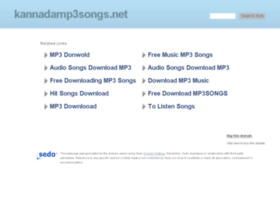 Kannadamp3songs.net thumbnail