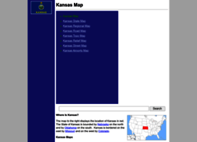 Kansas-map.org thumbnail