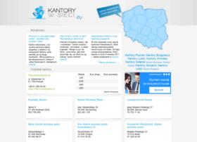 Kantorywsieci.pl thumbnail