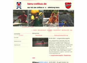 Kanu-cottbus.de thumbnail