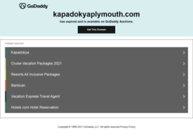 Kapadokyaplymouth.com thumbnail