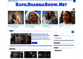 Kapilsharmashow.net thumbnail