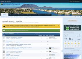 Kapstadt.net thumbnail