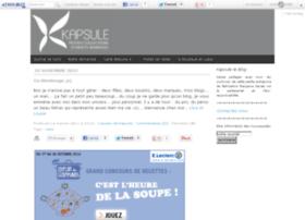 Kapsuleblog.fr thumbnail