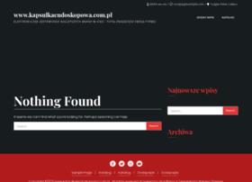 Kapsulkaendoskopowa.com.pl thumbnail