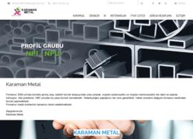 Karamanmetal.net thumbnail