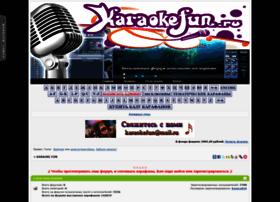 Karaokefun.ru thumbnail