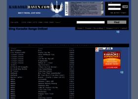 Karaokehaven.com thumbnail