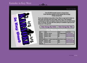 Karaokekeywest.net thumbnail