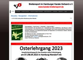 Karate-breitensport.de thumbnail