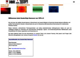 Karate-dojo-hannover.de thumbnail