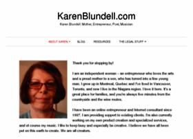 Karenblundell.com thumbnail