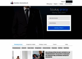 Karieramanagera.pl thumbnail