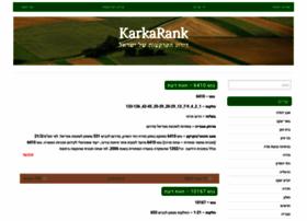 Karkarank.co.il thumbnail