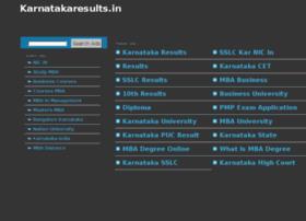 Karnatakaresults.in thumbnail