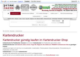 Kartendrucker-verkauf.de thumbnail