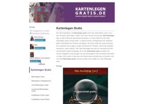 Kartenlegengratis.de thumbnail