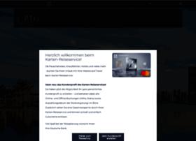 Kartenreiseservice.ptgtravel.de thumbnail