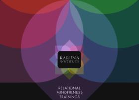 Karuna-institute.co.uk thumbnail