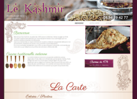 Kashmir83700.fr thumbnail