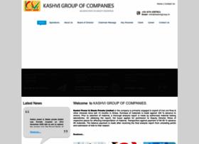 Kashvigroup.in thumbnail
