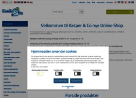 Kaspercoshop.dk thumbnail