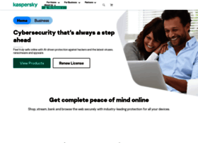 Kaspersky.co.uk thumbnail