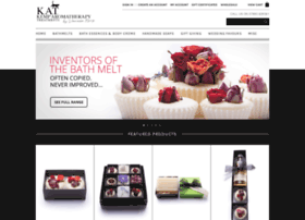 Kat-aromatherapy.co.uk thumbnail