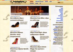 Katalogshoes.ru thumbnail